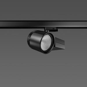 Strahler LED/27W-4000K 194x134, breitstr., 2650 lm