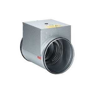 ERH 10-04, Elektro-Lufterhitzer ERH 10-04, Wechselstrom, DN100
