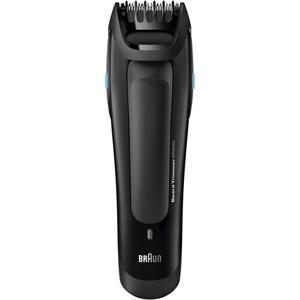 BT 5050, Braun BeardTrimmer BT5050, schwarz