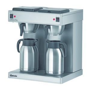 Doppel-Kaffeemaschine Contessa Duo