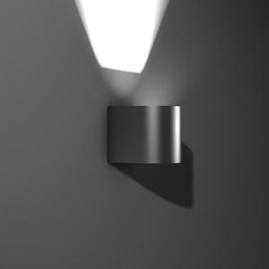 Wandleuchte LED/3,7W-3000K 112x96x96,1xLA, 140 lm