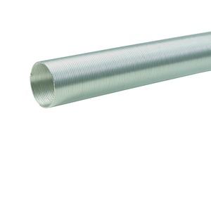 LWF F 125 - 5, Flexrohr DN 125, aus Aluminium, ausziehbar auf 5m