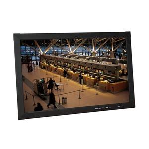 SANTEC LCD Industriemonitor 24 (61cm) 1920 x 1080 Full HD, HD-CCTV, inkl. FB und Netzteil