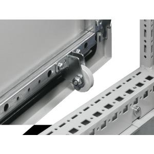TS 4538.000, Auflaufrolle, TS/SE/PC, Zum Anheben der Tür bei schweren Einbauten, Preis per VPE, VPE = 10 Stück