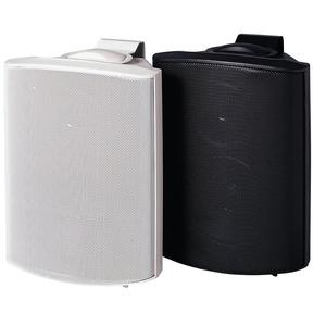 Pro-Sound Lautsprecher, 80/30 W, 100 V, 2-Wege-System, schwarz