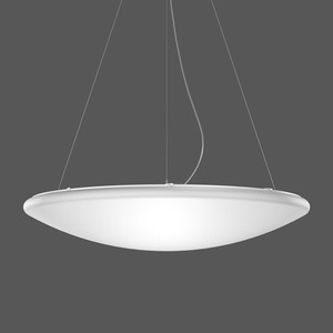 Pendelleuchte LED/24x10W-4000K D1700, dim.DALI, 22100 lm