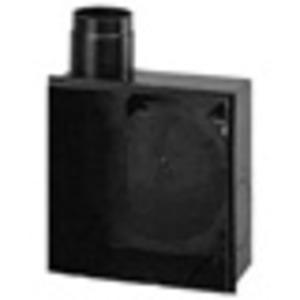 Ventilatorgehäuse für innenliegende Bäder und Küchen