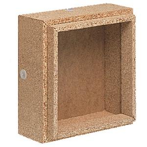 Einbauzarge für Wand- und Deckeneinbaulautsprecher Serie SC-100 C