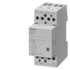 5TT5731-2, INSTA Schütz mit 3 Schließer und 1 Öffner für AC230,400V 24A Ansteuerung ACDC24V