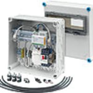 Mi EM 6203, Funktionsgehäuse mit Gateway MODBUS-RTU  auf MODBUS-TCP mit Speicher