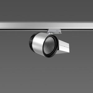 Strahler LED/27W-2700K 194x134, breitstr., 2600 lm