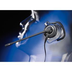 Headset 2400, Headset, schnurgebunden, 3 Varianten in einem (Kopfbügel, Nackenbügel und Ohrbügel)
