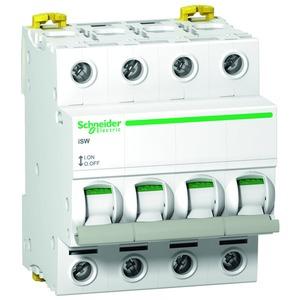 Lasttrennschalter iSW, 4P, 63A, 240V AC