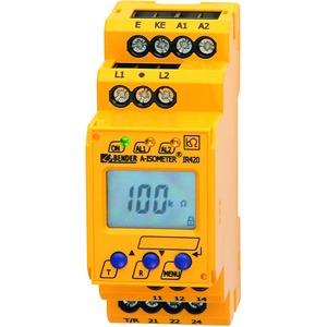 IR420-D4-2  AC42...460Hz 0-300, Isolationsüberwachungsgerät