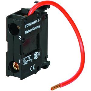 M22-XLED-T, Vorschaltelement, 12 - 240 V AC/DC, für LED 12 - 30 V AC/DC