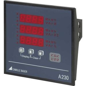Sineax A230, Multifunktionales Leistungsmessgerät mit Netzanalyse