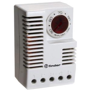 7T.91.8.230.3040, Hygrostat für Schaltschrank, 1 Wechsler 6 A, einstellbar 40 bis 90% rH, für 230 V AC
