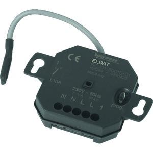 Unterputz-Empfänger Easywave 868 MHz 1-Kanal I/O/4Timer