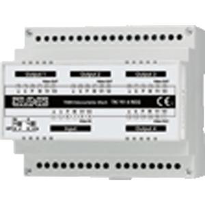 TK VV 4 REG, TKM Videoverteiler, 4fach, REG