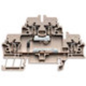 Bauelement-Reihenklemme