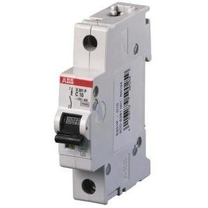 S201P-Z10, Sicherungsautomat Z-Char., 25 kA, 10 A, 1P