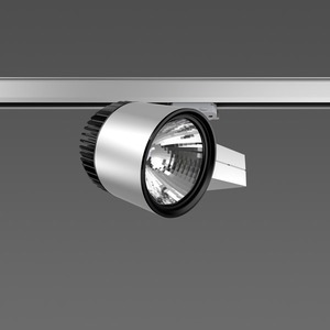 Strahler LED/45W-2700K 227x146, DALI, engstr., 4100 lm