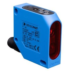 FT 50 RH-PAL4, Reflexions-Lichttaster HGA, F 50, 300mm, HGA, PNP N.O./N.C., Stecker M12 4-polig