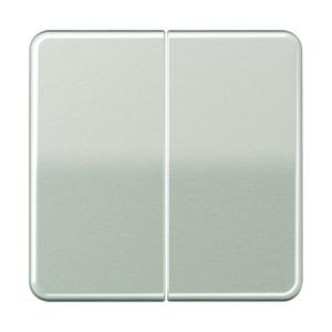 CD 595 PT, Wippe, für Serien-Wippschalter, Serien-Tastschalter, Doppel-Wechsel-Wippsch., Doppel-Wechsel-Tastsch., Doppel-Taster, Multi-Switch und Taster BA 2fach