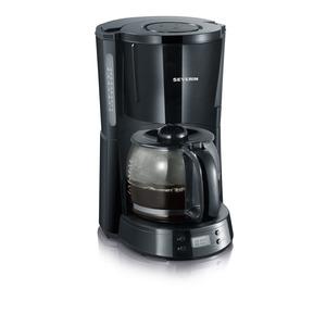 Kaffeeautomat mit Timer SELECT, schwarz
