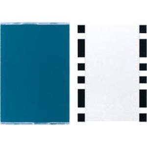 A 40 NA WW, Abdeckung, Einlage, für Schriftfeld 38 x 53 mm