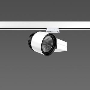 Strahler LED/27W-3000K 194x134, breitstr., 2600 lm
