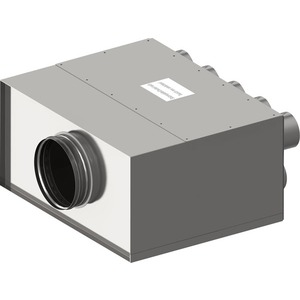 LVS VT 9, Luftverteilsystem LVS VT9 Luftverteiler mit Schalldämmung