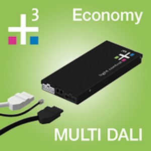 LMS-Box 243x104x27, MULTI DALI, m.Sensor