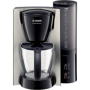 Kaffeemaschine aroma.  schwarz/edelstahl