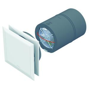 KWL EC 45, KWL EC 45, Lüftereinheit komplett mit Innenblende und Filter
