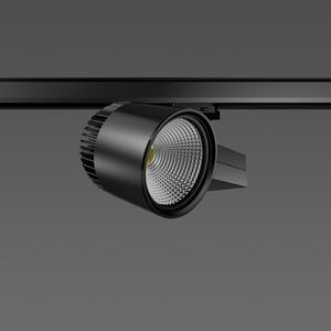 Strahler LED/45W-2700K 227x146, mittel, 4300 lm