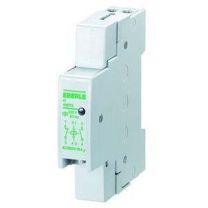 IR 49072, Installationsrelais AC 230V 50 Hz, 1S/1Oe, 16A, IP 40, Masse: 17,8x90x60mm