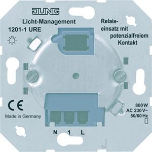 1201-1 URE, Relais-Einsatz, potentialfreier Kontakt