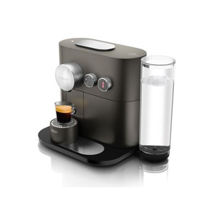 EN 350.G, Nespresso System, App-Steuerung, motorisierte Brüheinheit, Temperatur 3stufig einstellbar, Anthracite Grey