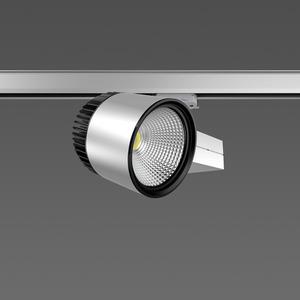 Strahler LED/45W-3100K 227x146, DALI, mittel, 3750 lm