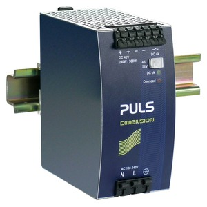 Netzteil, AC 100-240V / DC 110-150Vdc, 48V 5A
