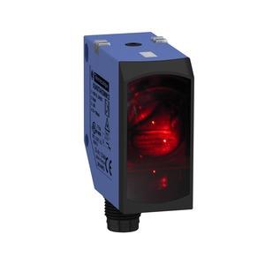 Optoelektronischer Sensor, XUK, Lichttaster, Sn 5m, 1Ausgang Auto PNP/NPN
