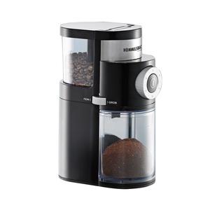 Kaffeemühle mit Scheibenmahlwerk