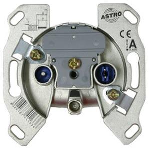 GUT MMD 4 F, BK-Modem-Stichdose, 5 - 1000 MHz, dämpfung ca. 4 dB