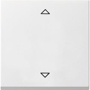 Aufsatz Jalousie-ST Standard System 55 Reinweiß