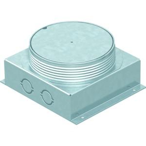 UDL2-120 70, Unterflur-Auslassdose für GESRM2 135x157x70, St, FS