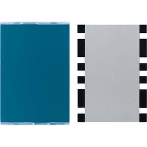 A 40 NA AL, Abdeckung, Einlage, für Schriftfeld 38 x 53 mm