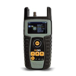 H30-Messgerät DVB-C, Ethernet, IP-Speed-Test, H30-T Wetterschutztasche