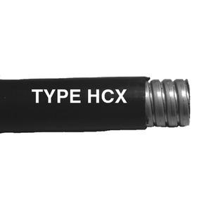 Anaconda H.C.X. Schutzschlauch 1/2 Zoll, schwarz