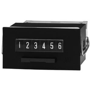 F 524.640DA3B, Elektronischer Impulszähler mit Schlüsselnullstellung, 24 VDC